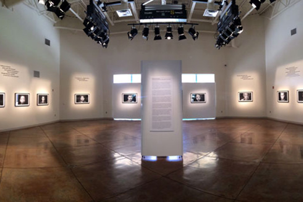 Santa Fe Community College Fine Arts Gallery - 2014